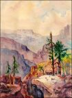 Grand Canyon - Original painting